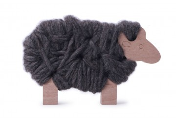 Woody le mouton gris