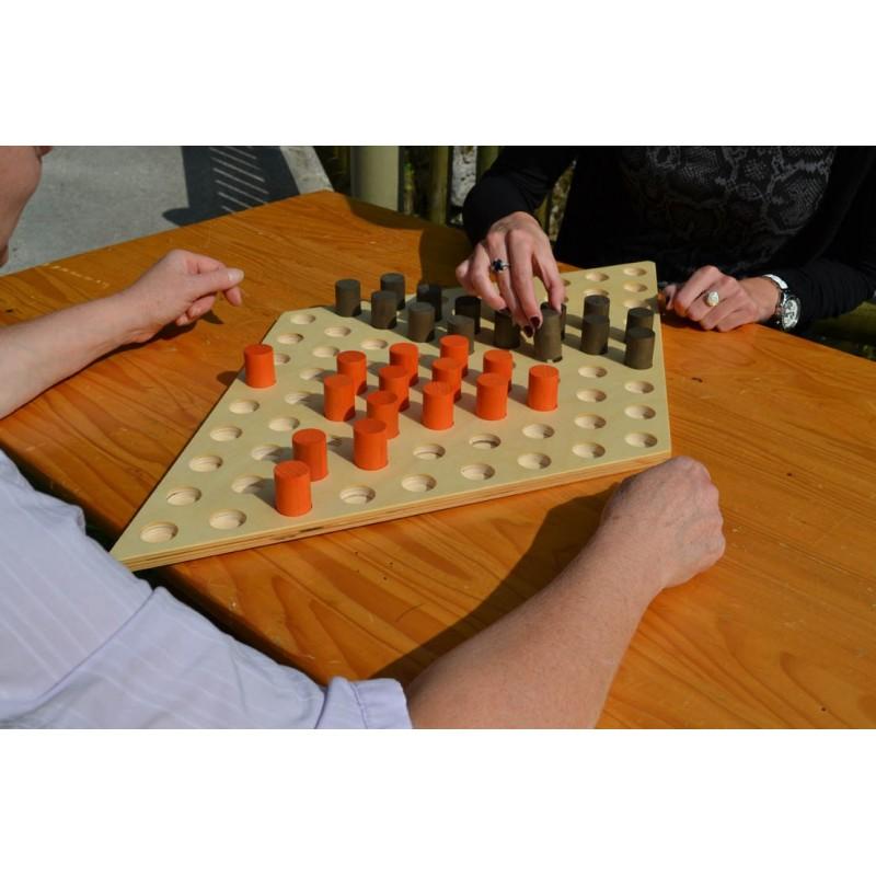 dames chinoise 2 joueurs g antes en bois jeu fabrication. Black Bedroom Furniture Sets. Home Design Ideas