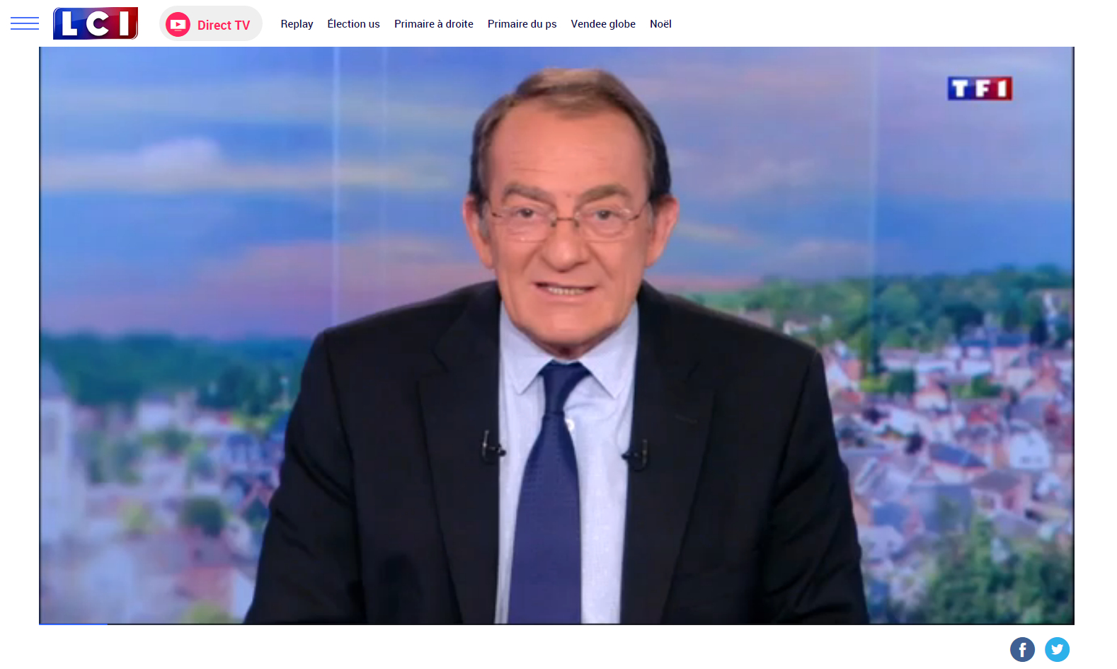 journal 13h TF1 5/12/2016