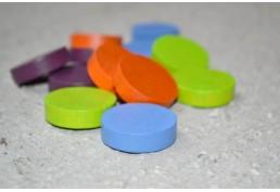 Kit 12 palets (3cm) 4 couleurs