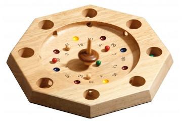 Jeu Super Roulette octogonale