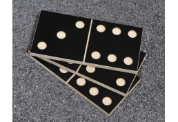 Dominos en bois xxl