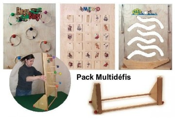 Pack multidéfis