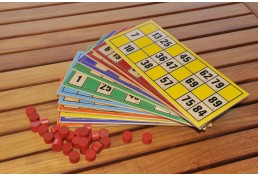 Loto Géant lot de 12 cartes