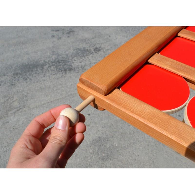 tige accessoire pour 4 en ligne xxl pi ce de rechange. Black Bedroom Furniture Sets. Home Design Ideas