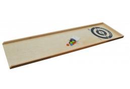Piste cible - Palets cible jeu bois