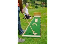 Piste golf et bowling