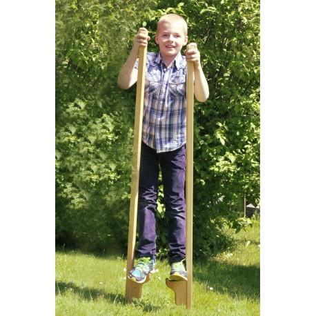 Echasses enfants 160 cm (max 12 ans)