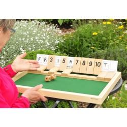 Fermer la boite chiffres et lettres géant