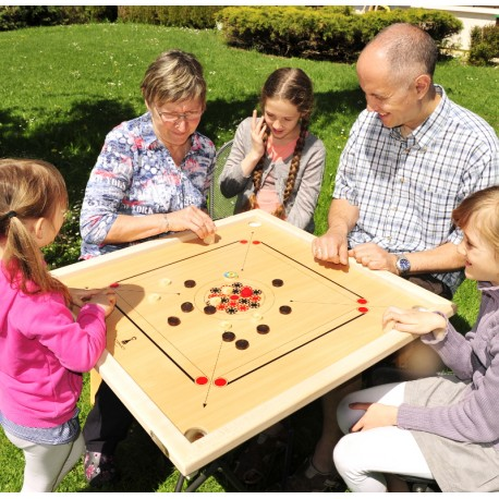 Carrom traditionnel 82 cm