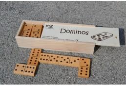 Dominos classiques jeu en coffret