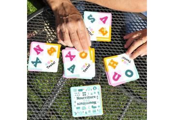 Texto !     Jeu de cartes