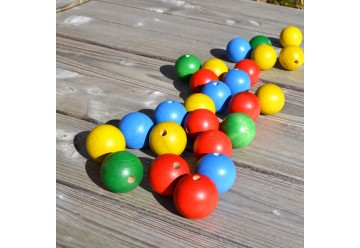 Lot 32 boules pour Suspense géant