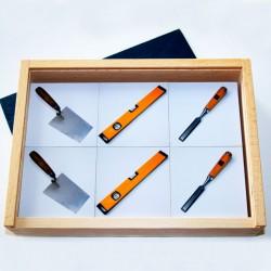 Mémo des outils en bois