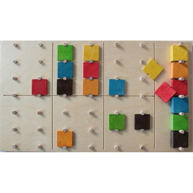 Sudoku des couleurs (48cm)