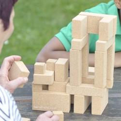 Construction liège 96 blocs