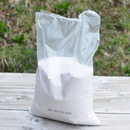 Sac d'1 kg de sable fin