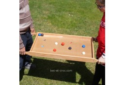 Teamchallenge jeu en bois