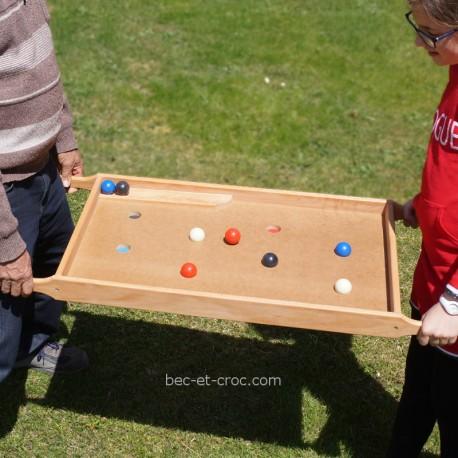 Pack de 2 Teamchallenge jeu en bois