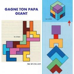 Gagne ton papa géant