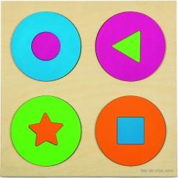Encastr' géométrique