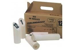 Quilles finlandaises fabrication française boîte carton
