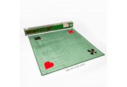Tapis géant de cartes tissé (77 x 77 cm)