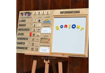 Calendrier activités et animations