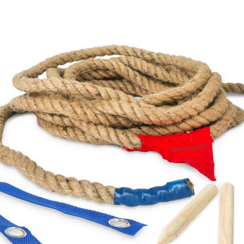 Tir à la corde 10 mètres