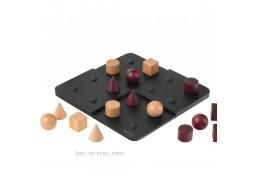 Quantik classique en bois (26 x 26 cm)