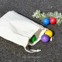 sac en tissu coton de rangement ou pour les aliments