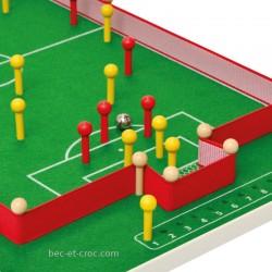 Fubi Foot jeu en bois de table de foot