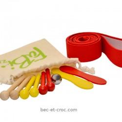accessoires pour le jeu Fubi Foot