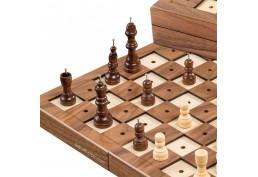 Jeu d'échecs spécial non-voyant