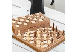 Jeu d'échecs tactile pour aveugle