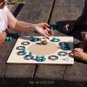 Picojeu géant, jeu de dés géant en bois fabrication française