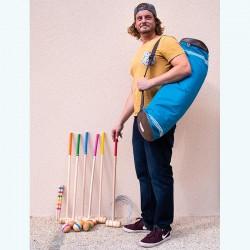 Croquet sac adultes 6 joueurs (taille)