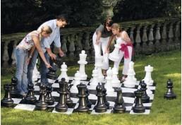 Pions d'échecs XXL hauteur 43 cm