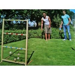 Lancer de Tac - jeu de lancer de boules