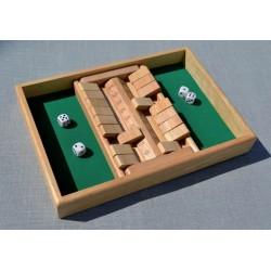 Jeu Fermer la boite face à face 2 joueurs