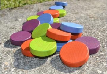 Kit palets 4 couleurs