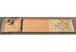 Pousse ou roule classique - billard hollandais et japonais